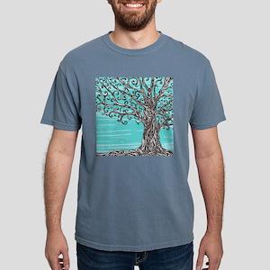 Decorative Tree Mens Comfort Colors Shirt