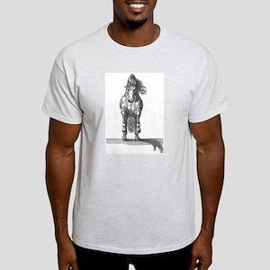 Charging horse Light T-Shirt