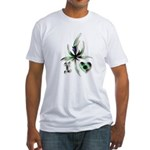 I Love Mary Jane Fitted T-Shirt