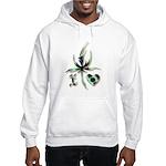 I Love Mary Jane Hooded Sweatshirt