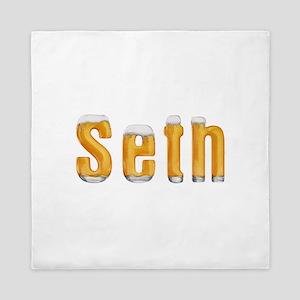 Seth Beer Queen Duvet