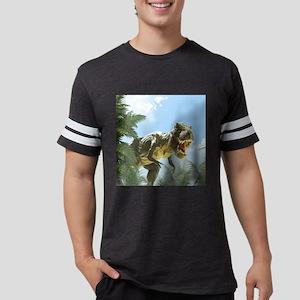 Tyrannosaurus Rex Mens Football Shirt