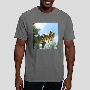 Tyrannosaurus Rex Mens Comfort Colors Shirt