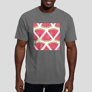 Watermelon Mens Comfort Colors Shirt