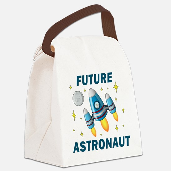 Future Astronaut (Boy) - Canvas Lunch Bag