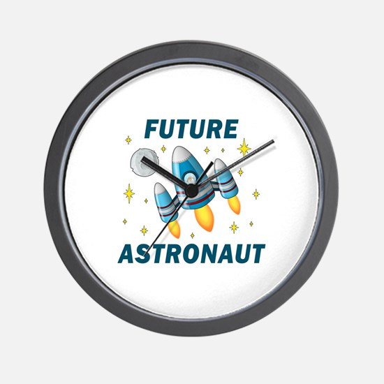 Future Astronaut (Boy) - Wall Clock