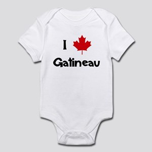 I Love Gatineau Infant Bodysuit