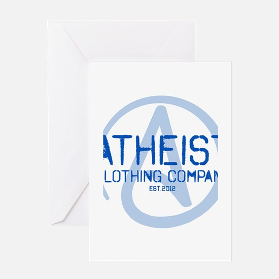 Atheist Clothing Company Greeting Card