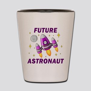 Future Astronaut (Girl) - Shot Glass