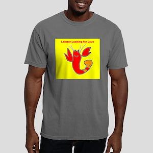 Funny Lobster Looking fo Mens Comfort Colors Shirt