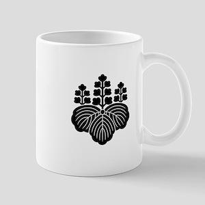 Paulownia with 5-7 blooms Mug