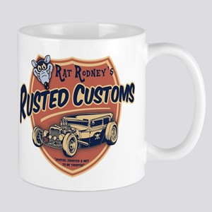 Rusted Customs II Mug