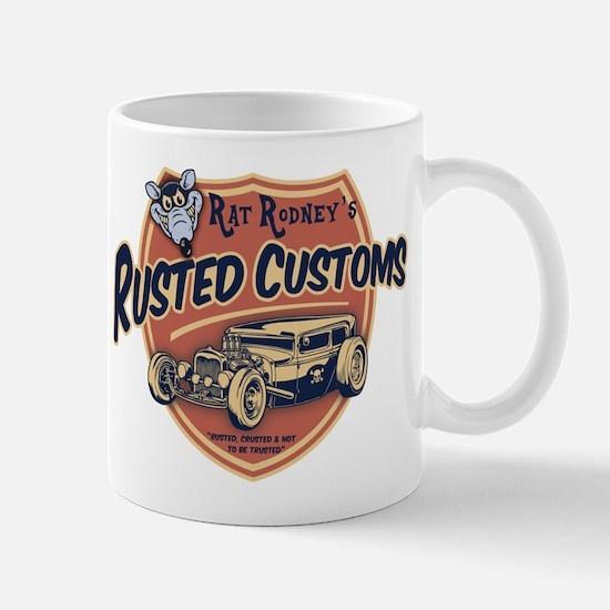 Rusted Customs II Mug