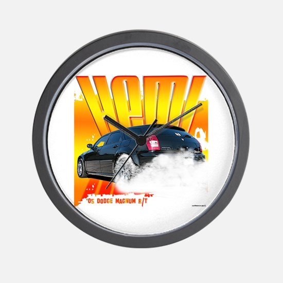 Dodge Magnum Wall Clock
