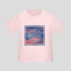 Sunrise Labyrinth Toddler T-Shirt