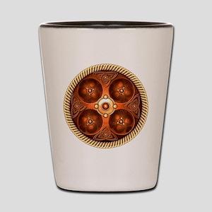 Celtic Medallion - Copper Shot Glass