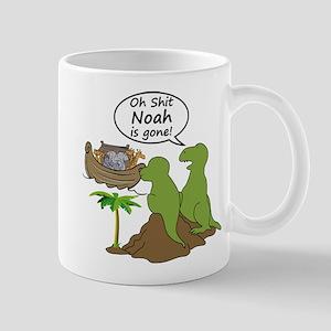 Oh Shit, Noah is Gone Mug