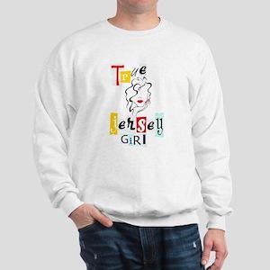 Jersey Girl Collection Sweatshirt