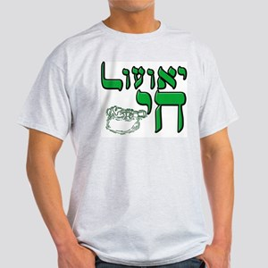 Livin' Chai Ash Grey T-Shirt