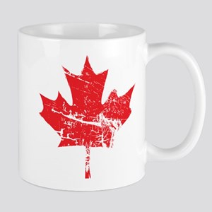 Maple Leaf Mug