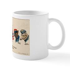 Patriotic Dogs WW1 Pit Bull Terrier Mug