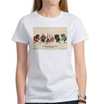 Patriotic Dogs WW1 Pit Bull Terrier Women's T-Shir