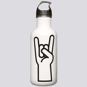 Heavy Metal Stainless Water Bottle 1.0L