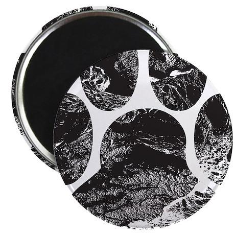 "Paw Print 2.25"" Magnet (10 pack)"