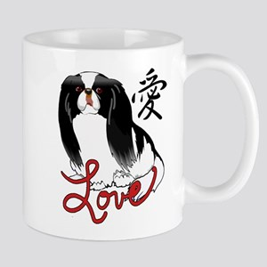Japanese Chin word for love Mug