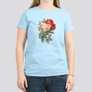 Three Roses Women's Light T-Shirt