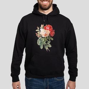 Three Roses Hoodie (dark)