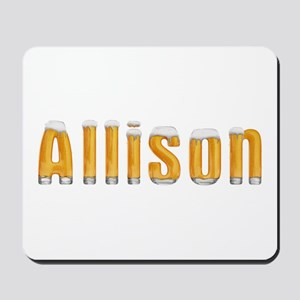 Allison Beer Mousepad