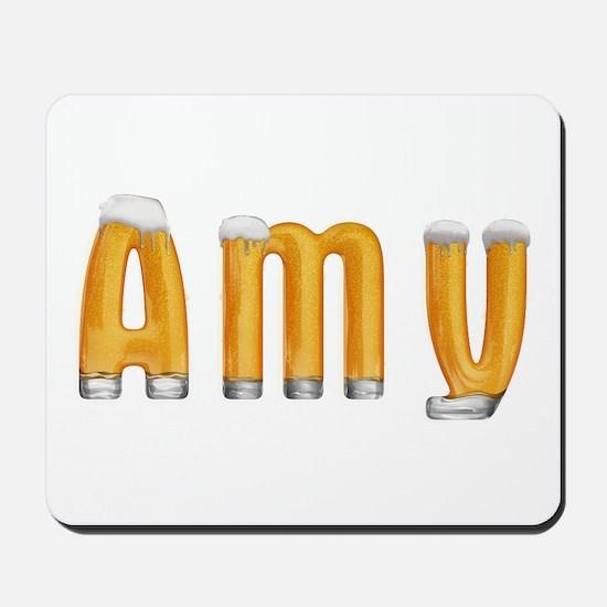 Amy Beer Mousepad