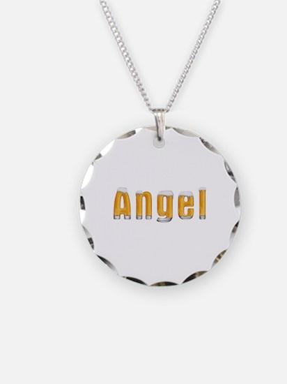 Angel Beer Necklace