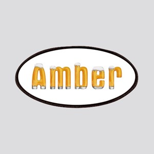Amber Beer Patch