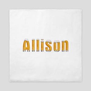 Allison Beer Queen Duvet