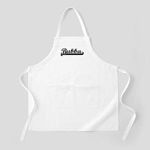 Black jersey: Bubba BBQ Apron