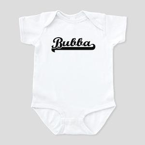 Black jersey: Bubba Infant Bodysuit