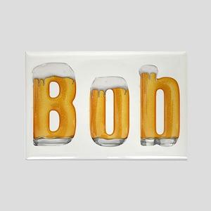 Bob Beer Rectangle Magnet
