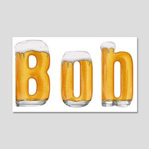 Bob Beer 22x14 Wall Peel