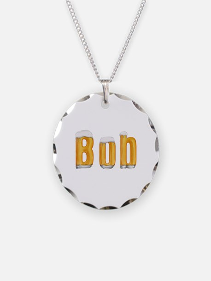 Bob Beer Necklace
