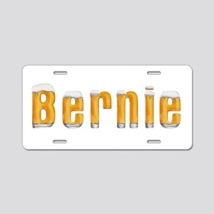 Bernie Beer Aluminum License Plate