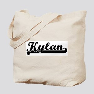 Black jersey: Kylan Tote Bag