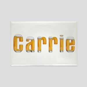 Carrie Beer Rectangle Magnet