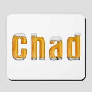 Chad Beer Mousepad