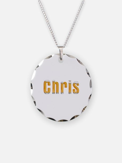 Chris Beer Necklace