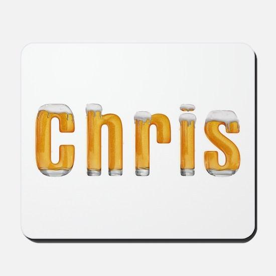 Chris Beer Mousepad
