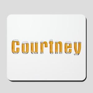 Courtney Beer Mousepad