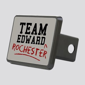 Team Edward Rochester Rectangular Hitch Cover