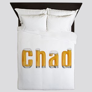 Chad Beer Queen Duvet